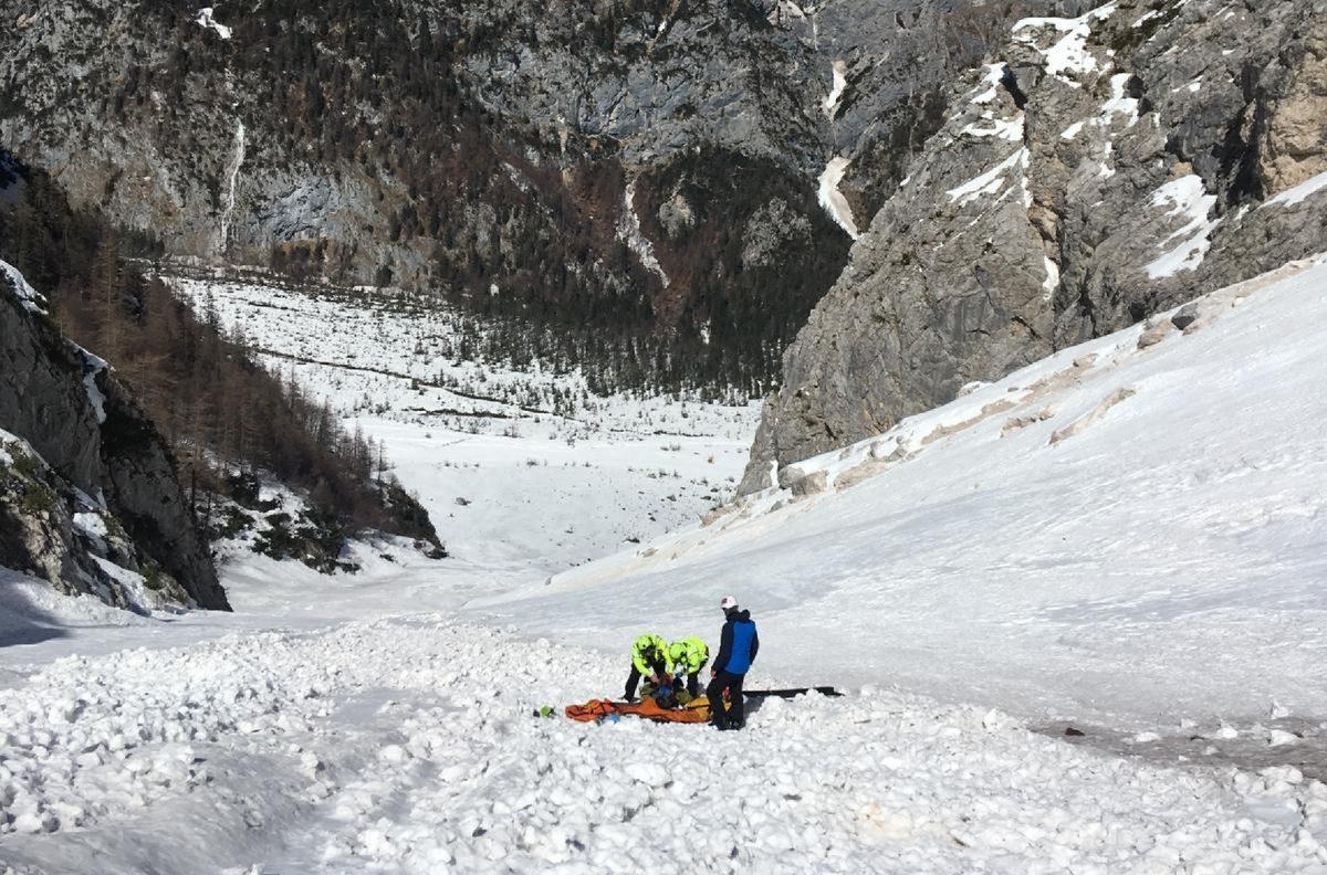 antelao, soccorso alpino