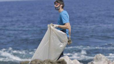 """Photo of Plastica, scarpe e vestiti, finisce a San Vito lo Capo il progetto """"Climb and Clean"""""""