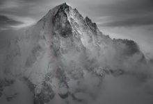 Photo of Paul Bonhomme. Una prima discesa sulle Alpi Bernesi dedicata alle mamme