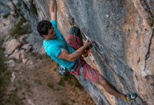 "Photo of Marcello Bombardi ripete ""Lapsus"", il primo 9b (forse) italiano"