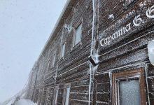 Photo of La Capanna Gnifetti ancora in veste invernale: sotto un metro di neve a maggio