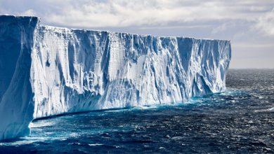 Photo of A-76, un nuovo iceberg gigante nel mare di Weddell