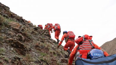 Photo of 21 morti durante una maratona di corsa in montagna in Cina