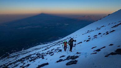 """Photo of Nico Valsesia. Il maltempo ferma """"From Zero to Ararat"""" a 3800 m"""