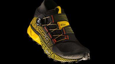 Photo of La Sportiva Cyklon con BOA® Fit System: mountain running evolution!