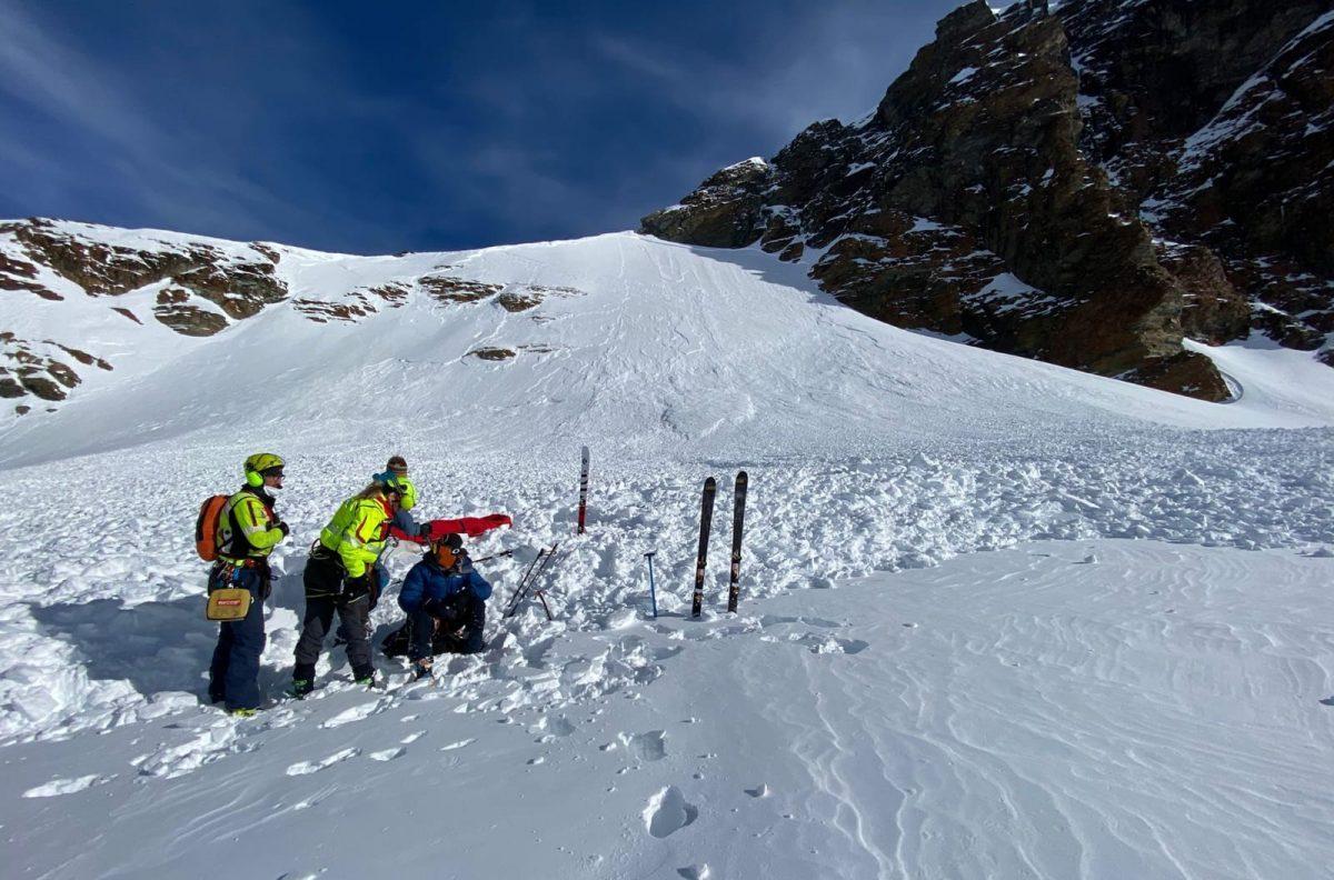 incidenti, soccorso alpino