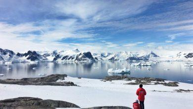 """Photo of Il """"mistero"""" dei monti fantasma dell'Antartide"""