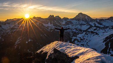 Photo of Anche in montagna è importante proteggersi dal sole