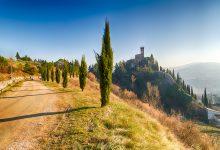 Photo of Il cammino di Dante è il protagonista del nuovo Meridiani Cammini