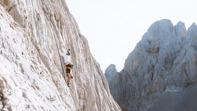 Photo of Run and Climb, l'impresa di Fernanda Maciel sul Naranjo