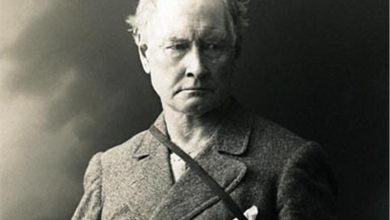 Photo of Edward Whymper