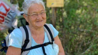 Photo of Nonna Giuliana, in cammino da Gubbio a Roma in difesa delle donne