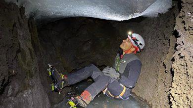 """Photo of Le Grotte del Gelo dell'Etna dove si nasconde il """"ghiacciaio"""" più a sud d'Europa"""