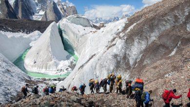 """Photo of """"K2. Touching the Sky"""". Memorie e riflessioni sulla tragica estate 1986"""