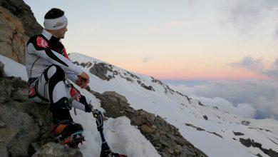 Photo of Moreno Pesce e il Monte Rosa: abbattiamo l'immensa montagna psicologica della disabilità