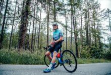 """Photo of Hervé Barmasse dall'alpinismo alla bike della Maratona dles Dolomites: """"Una sfida con me stesso"""""""