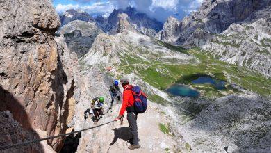 Photo of 5 ferrate facili, ricche di panorami e di storia in Dolomiti
