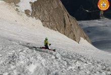 Photo of Marmolada. Due escursionisti precipitano in un crepaccio, muore una ragazza