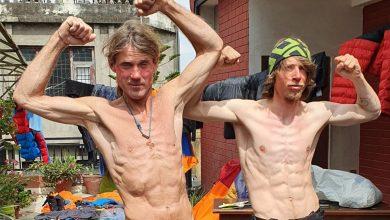 Photo of Il lieto fine di Marek Holecek e Radoslav Groh sul Baruntse
