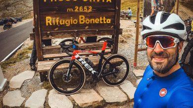 Photo of Frank Lotta, da Radio Deejay alla bici attraverso le Alpi