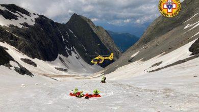 Photo of Ultimo weekend di giugno, delicati interventi in quota per il Soccorso Alpino