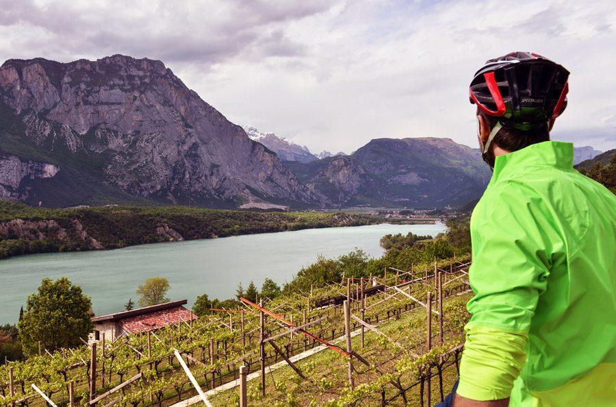 green road, trentino, cicloturismo
