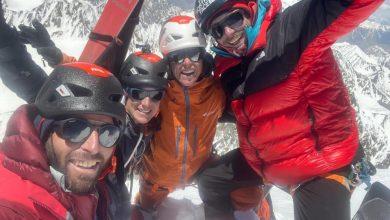 Photo of Il Gasherbrum II è il primo 8000 scalato (e sciato) dell'estate