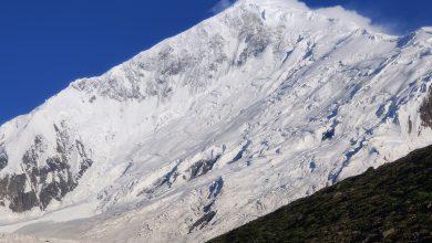 Photo of Yannick Graziani, Helias Millerioux e Patrick Wagnon in stile alpino sulla cresta nord del Diran