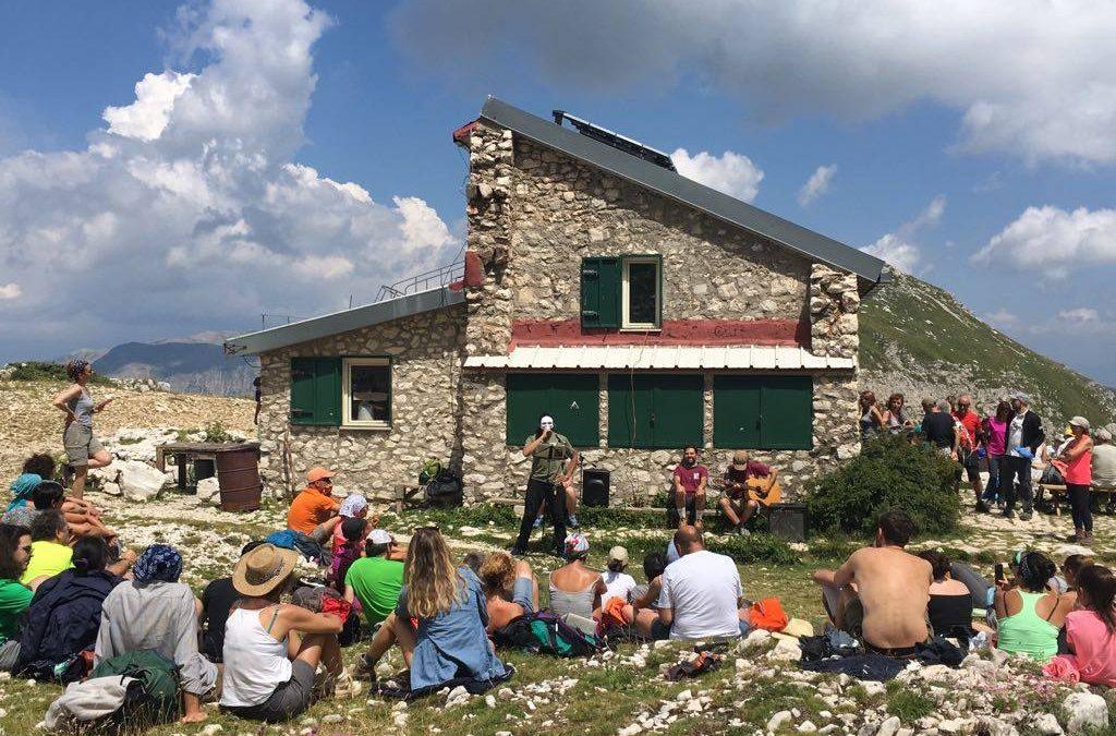 teatro, montagna