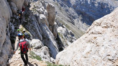 Photo of Cinque ferrate sull'Appennino