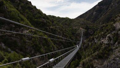 Photo of Basilicata da record. A Castelsaraceno il ponte tibetano più lungo al mondo