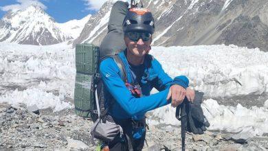Photo of Rick Allen, lezione di alpinismo d'altri tempi