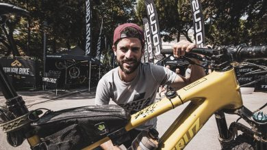 Photo of Andrea Tiberi, la mountain bike e la montagna