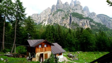 Photo of Dolomiti, sette rifugi lontani dalla folla