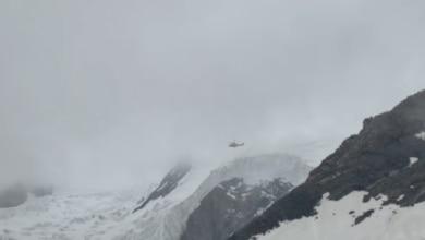 Photo of Monte Rosa, due alpiniste morte di ipotermia