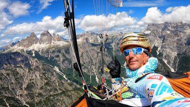 Photo of Dal Monte Rosa a Gorizia in parapendio, il viaggio di Edoardo Colombo