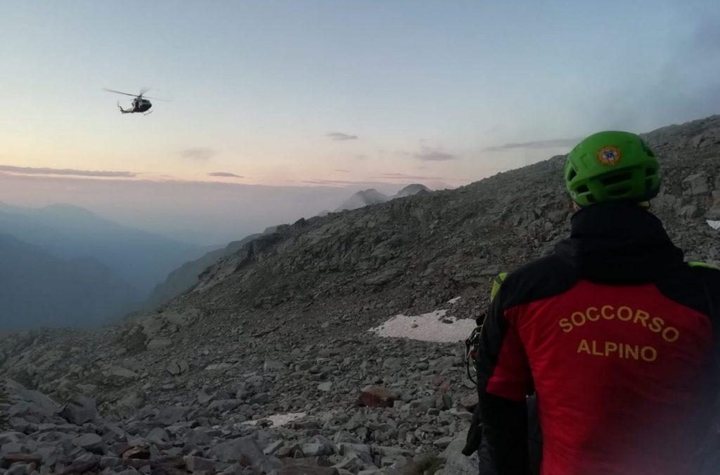 prudenza, soccorso alpino