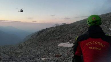 """Photo of """"Prudenza in media e alta montagna"""". Ancora un appello del CNSAS dopo un weekend di fuoco"""