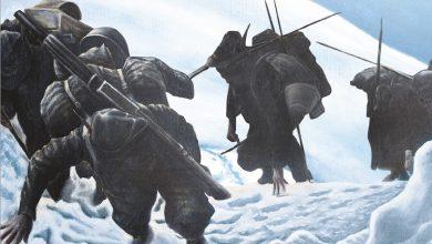 Photo of Il sangue sotto la neve, il romanzo degli alpini nella Grande Guerra