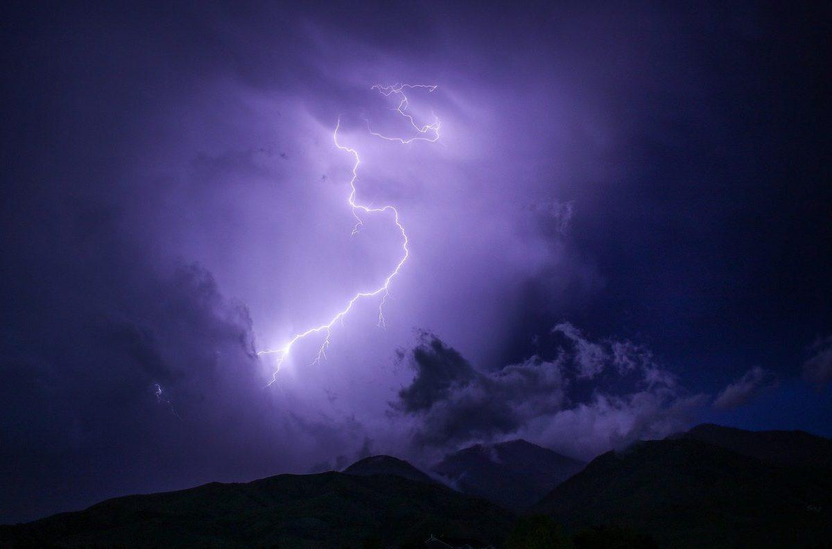 temporali, grandine, clima