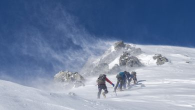 """Photo of """"In montagna per gradi, ragionando e con esperienza"""". Il commento di Adriano Favre"""