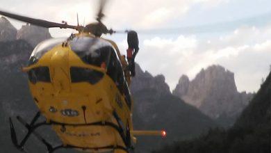 """Photo of Dolomiti Friulane. Escursionista scende da solo con una gamba fratturata. Ai soccorritori: """"Scusate il disturbo"""""""