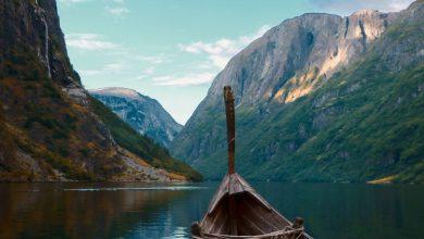 Photo of Tra le vette norvegesi emerge un leggendario villaggio dei Vichinghi