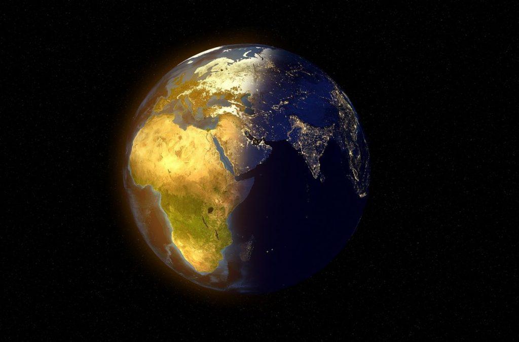 earth, earth overshoot day, risorse