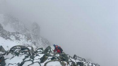 Photo of Guida e cliente bloccati sul Cervino dal maltempo, recuperati dall'Air Zermatt