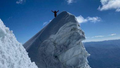 Photo of Cordillera Blanca: due nuove vie nell'inverno australe