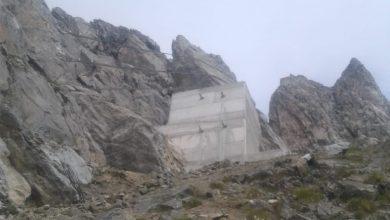 Photo of Blocchi di cemento per consolidare la ferrata Bepi Zac. Scatta la polemica