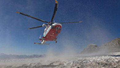 Photo of Monte Bianco. Alpinisti recuperati dopo una notte a 4000 metri