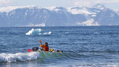 Photo of Groenlandia, entra nel vivo la spedizione di Della Bordella, Schüpbach e Welfringer