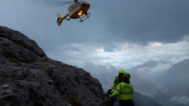 Photo of Dolomiti, in due incidenti perdono la vita due alpinisti